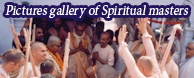 pictures gallery of spiritual masters in german