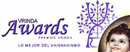 vrinda awards premios comunidad community vrinda mission krishna prabhupada yoga